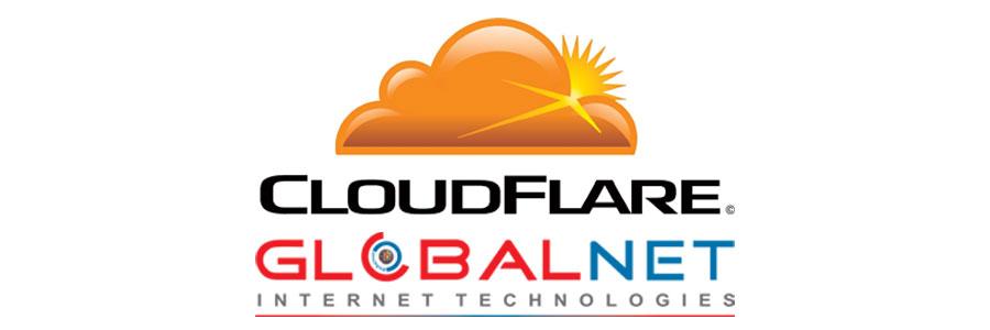 GLOBALNET CloudFlare DNS Sistemi İş Ortağı Oldu
